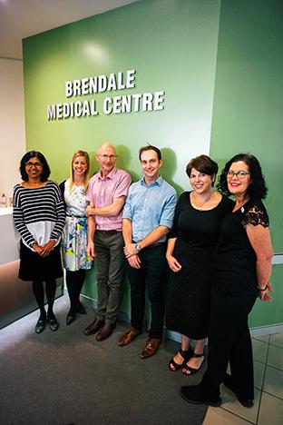 Team photo of Strathpine Doctors
